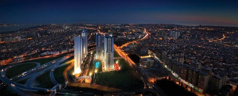NLOGO İSTANBUL APARTMENT FOR SALE
