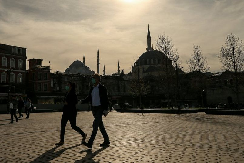 Turkey's Arab community adapting to pandemic lifestyle
