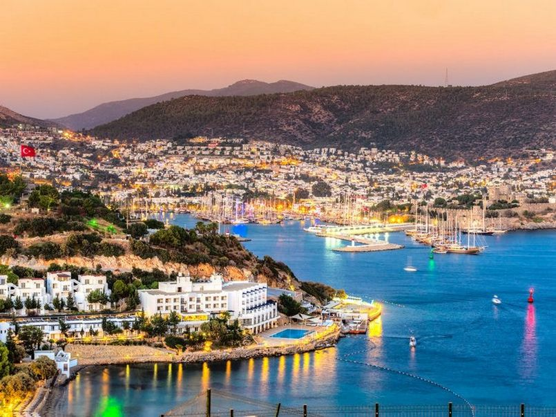 Turkey's southwestern touristic gem Bodrum attracts more investments despite pandemic