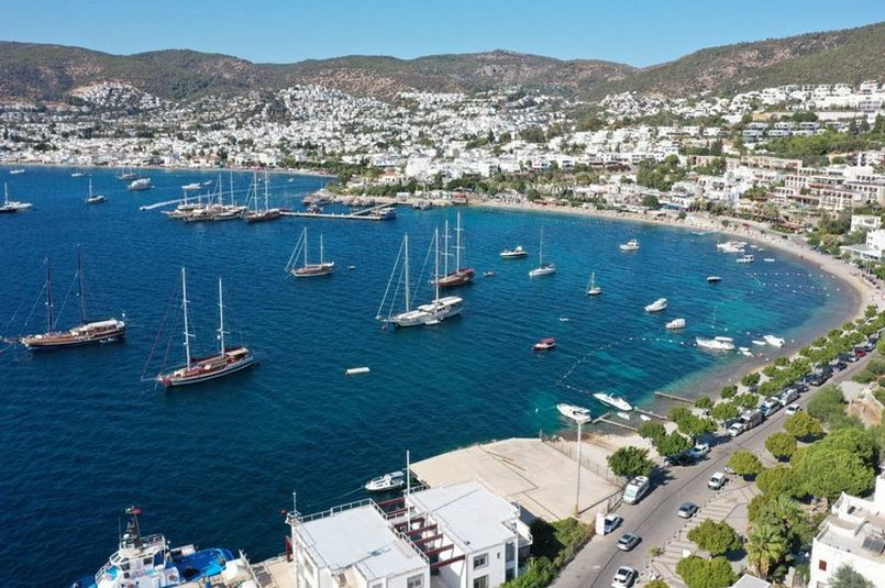 Early bookings for southern Turkey's Bodrum indicate successful 2021 tourist season