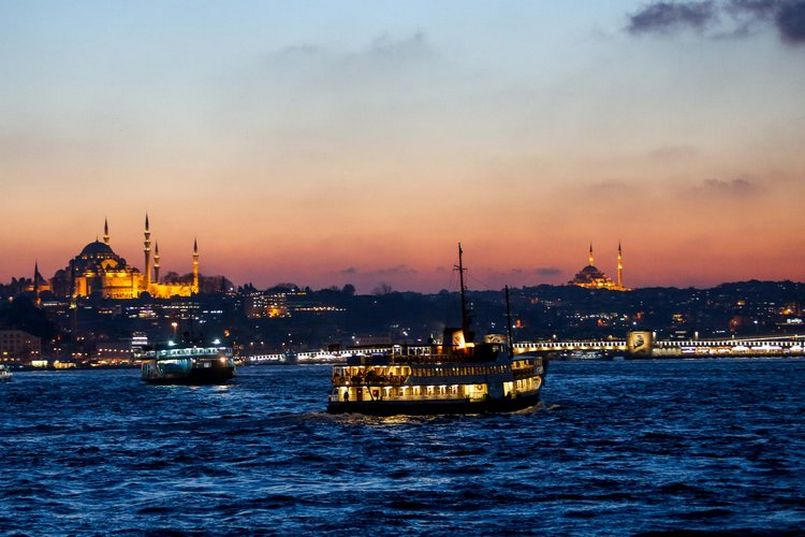 Istanbul ferry fares almost free now