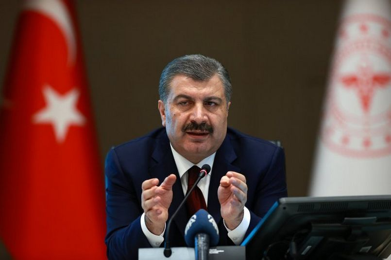 Health Minister refutes NYT article on Istanbul COVID-19 death toll, points to anti-Turkey bias