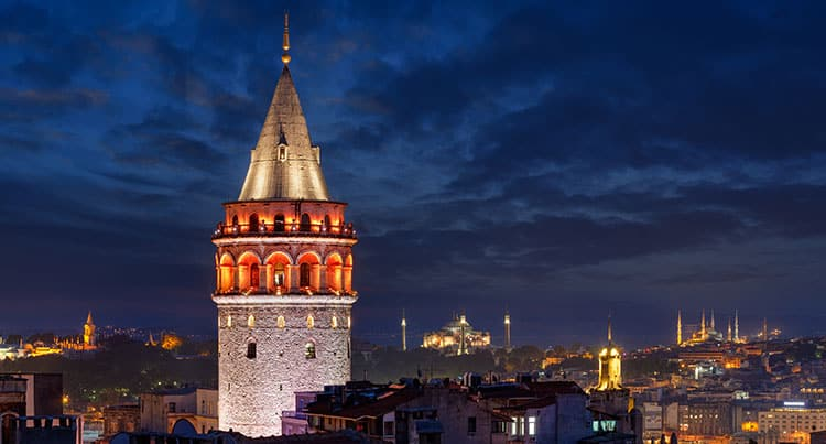 Galata Tower to be converted into museum