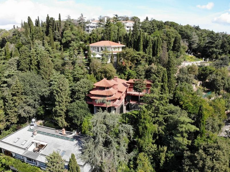 Istanbul mansion of Jewish architect who fled Nazis on sale for $13 million